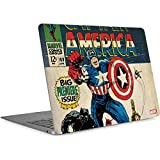 Skinit Decal Laptop Skin for MacBook Air 13in Retina (2018-2019) - Officially Licensed Marvel/Disney Captain America Big Premier Issue Design
