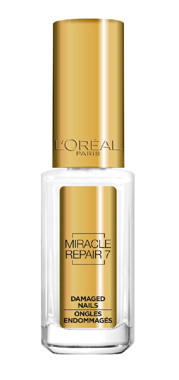 L'Oréal Paris Color Riche La Manicure Sérum Miracle Repair 7 en 1 - sérums para uñas ((Efecto) refuerzo, Suavizar, Fortalecimiento, Francia) L' Oréal Paris
