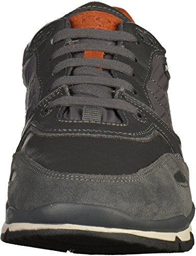 B ABX Sandford Sneaker U Anthracite A Herren Geox OwHqtTE