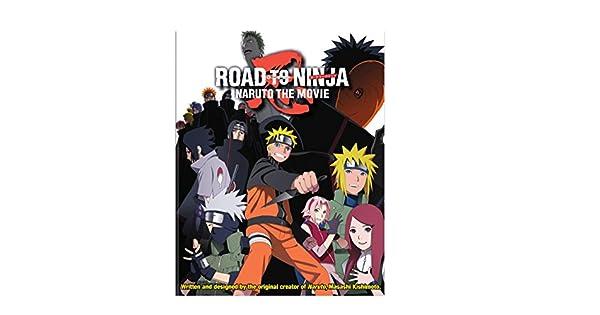 Amazon.com: Naruto Shippuden Road to Ninja the Movie 6 Combo ...