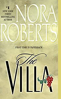 The Villa by Nora Roberts ebook deal
