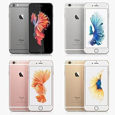Apple iPhone 6s 64GB Unlocked GSM Smartphone - (Certified Refurbished)