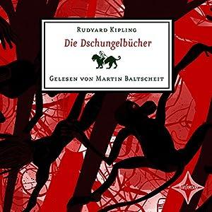 Die Dschungelbücher Audiobook