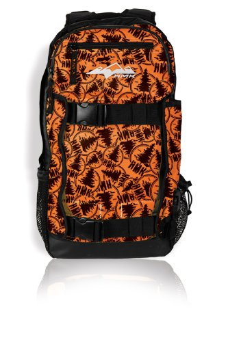HMK HM4PACK2S Camo Orange Backcountry