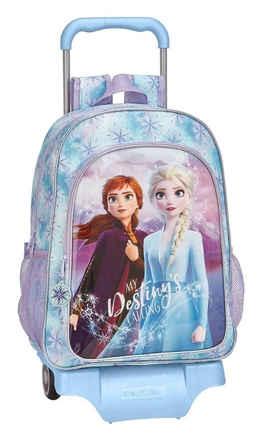 Frozen II Zaino Safta Scuola Grande con Trolley