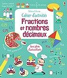 Cahier d'activités fractions et nombres décimaux