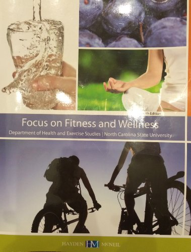 Focus on Fitness and Wellness