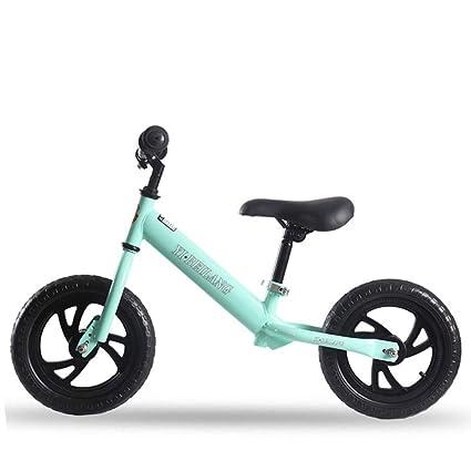 Balance Kids Running Bike Ciclo De Entrenamiento De Aprendizaje para Niños Ruedas De 12 Pulgadas Primeros