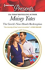 The Greek's Nine-Month Redemption (One Night With Consequences)