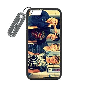 5 Seconds of Summer 5 SOS Custom Case Cover Skin Shield for iPhone 6 Case Laser Technology