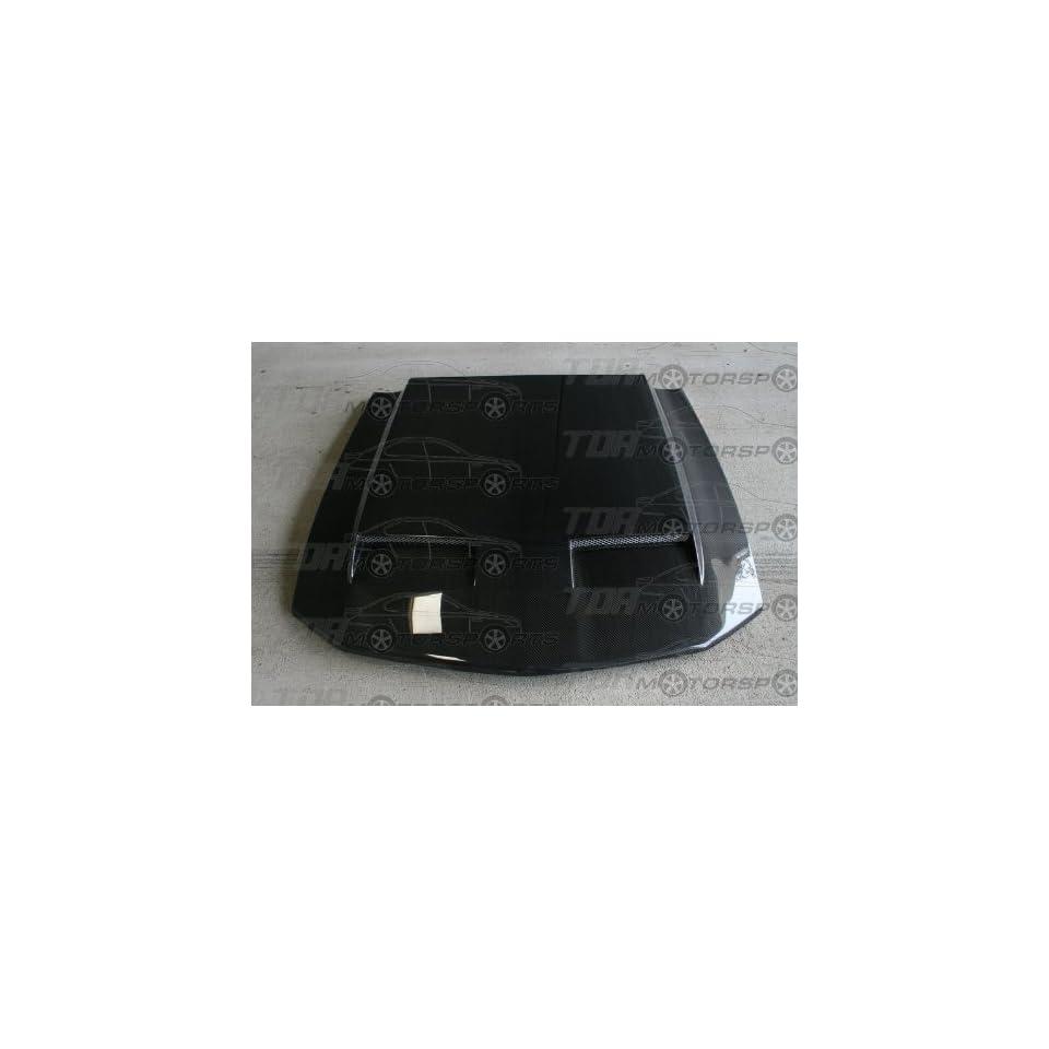 Seibon Carbon Fiber CD Style Hood Ford Mustang 05 08