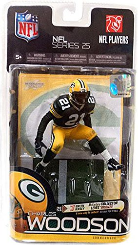 Toy Stores Green Bay : Charles woodson packers memorabilia
