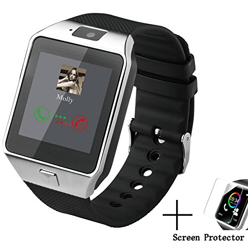Beaulyn Dz09 Bluetooth Smart Watch for Iphones and Android phones