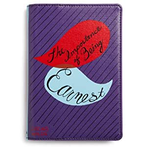 kate spade new york Canvas Kindle Cover (Fits Kindle Keyboard), the importance of being earnest