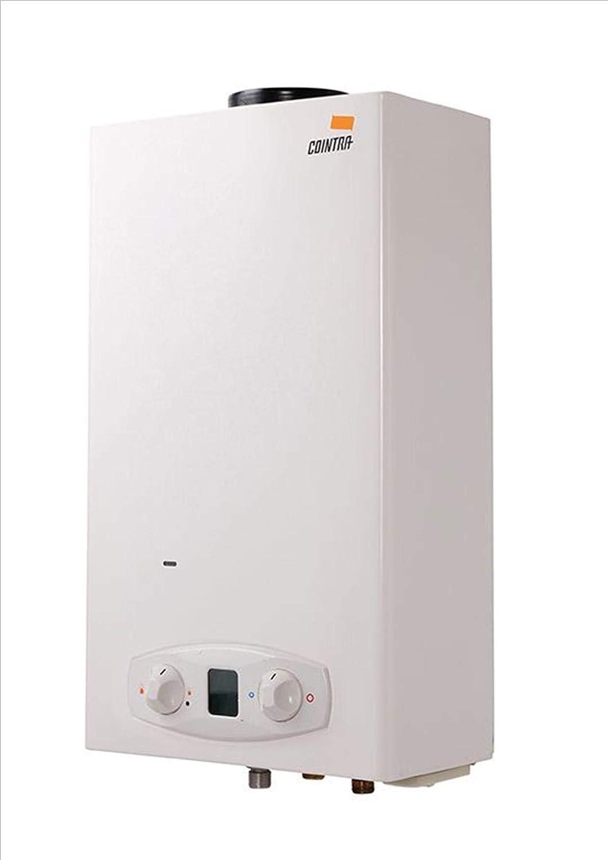 Termo Calentador Cointra Cpa6b Low Nox Display 6 Litros Interior Butano 280x185x560 Atmosferico No Apto Para Instalaciones Nuev