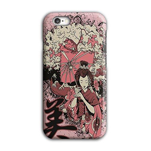 Geisha With Dragon Tattoo Costume (Geisha Sakura Art Fantasy Costume Wig iPhone 6 / 6S Case | Wellcoda)