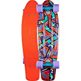 Penny Spike 27' Skateboard Nickel Board Complete - Orange