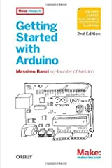 Getting Started with Arduino by Massimo Banzi (2011-09-20) Paperback