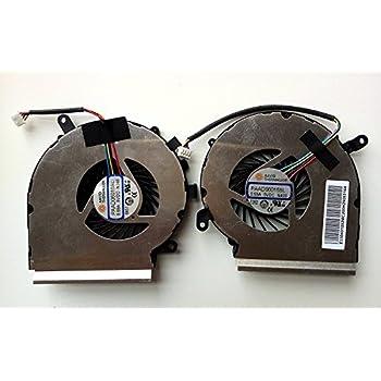 Gunuine New MSI GE62VR GL62M GL62VR GP62MVR MS-16JB MS-16J9 GPU Fan 4-PIN