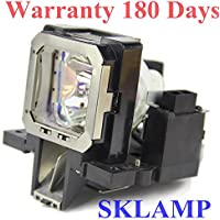 Sklamp PK-L2210U Replacement Lamp With Housing For JVC DLA-F110 DLA-RS40 DLA-RS40U Projectors