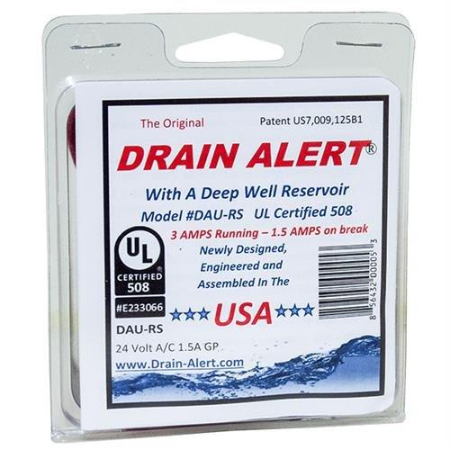 Amazon.com: dau-rs drenaje alerta Interruptor de flotador de ...