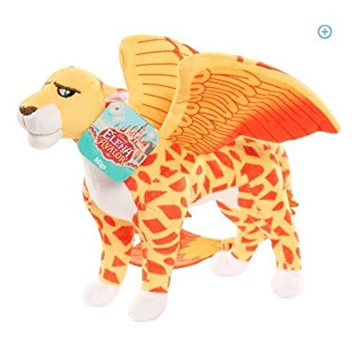 """7"""" Just Play Disney Elena of Avalor - Migs Plush Toy: Toys & Games"""