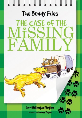 The Case of the Missing Family (The Buddy - Buddy Files