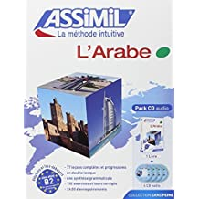 Assimil L'Arabe - Arabic for French speakers book+4CD (Arabic Edition) by Assimil Language Courses (2013-04-30)