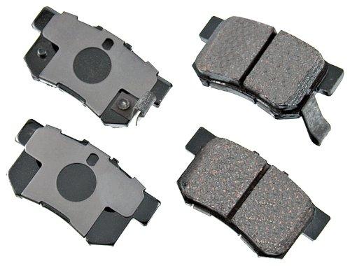 Akebono ACT536 ProACT Ultra-Premium Ceramic Brake Pad Set Acura Legend Brake Pads