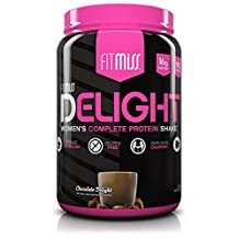 FitMiss Delight Nutritional Shake, Chocolate, 2 lb