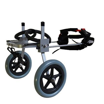 La silla de ruedas para perros, el carrito para perros, adecuado para mascotas,