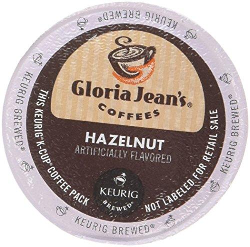Gloria Hazelnut Coffee Keurig Mini Brewers