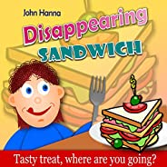 Disappearing Sandwich (US Edition): Tasty Treat Where Are You Going?