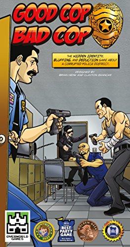 Good Cop, Bad Cop Card Game (Cards Good)