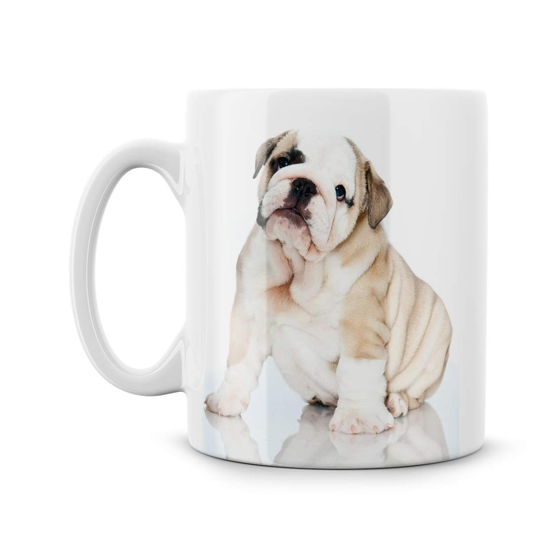 Details about ENGLISH BULLDOG COFFEE CUP VERY CUTE