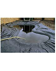 Apollo Gardening Ltd M256375 - Estanque en Lamina de PVC Negro aqualiner 2 x 3 m