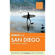 Fodor's San Diego: with North County