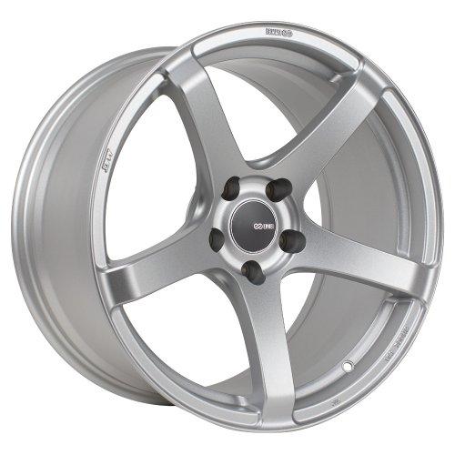 17 Enkei Rims - 17x9 Enkei Kojin (Matte Silver) Wheels/Rims 5x114.3 (476-790-6535SP)