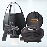 Rapidtan Spray Tan Kit HVLP Spray Tan Machine with Tent