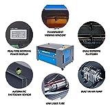 OMTech 55W CO2 Laser Engraver Cutter 16 x 24 Inch