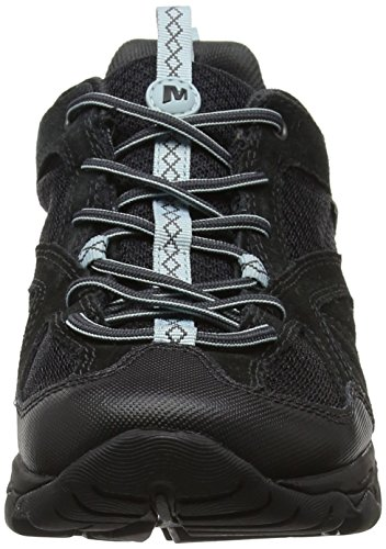 Black Boots Waterproof Hiking Vent Women's Avian Rise Black Light 2 Low Merrell qPOZwzxz