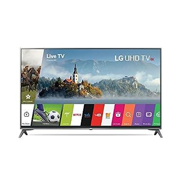 LG 65UJ6540 65 Class 4K UHD HDR Smart LED TV