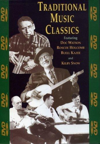 DVD : Doc Watson - Traditional Music Classics (DVD)