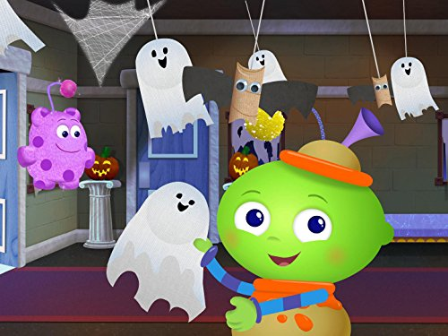Arty's Boo-tastic Halloween - Pumpkin Pops Halloween