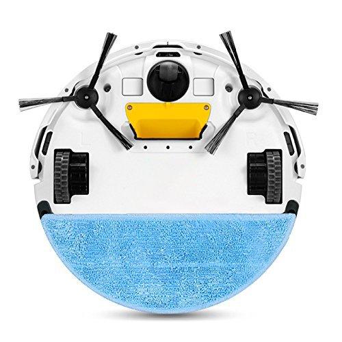 VacMate Replacement Robot Vacuum Cloth Mop for iLife V3s V3s pro V5 V5s V5s Pro Robotic Vacuum Cleaner 2pcs