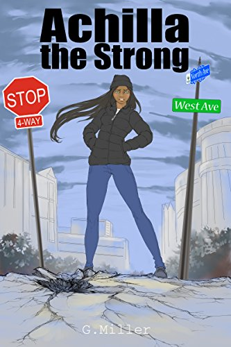 Search : Achilla the Strong (Nephilim Chronicles Book 1)