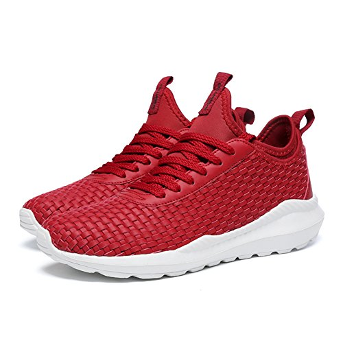 De Jusqu' Gym Sport Adultes Ont Fereshte 5 Fitness Sneakers Formateurs Chaussures Running Lger 269red Les Besoin 1 Hommes 1 Taille Utwwzqx