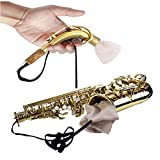 Super soft saxophone cleaning cloth, durable