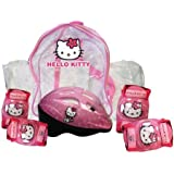 D'Arpèje - Hello Kitty - Vélos Et Patinettes - Rollers - Sac Protections et casque Hello Kitty