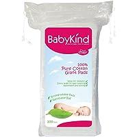 BabyKind Discos de algodón de tamaño extragrande, Pack